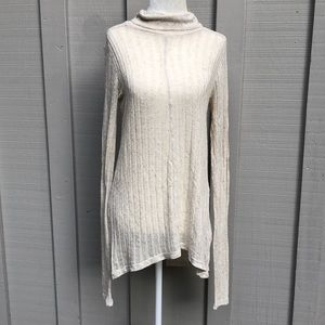 NWT Lucky Brand Mock Turtleneck Sweater